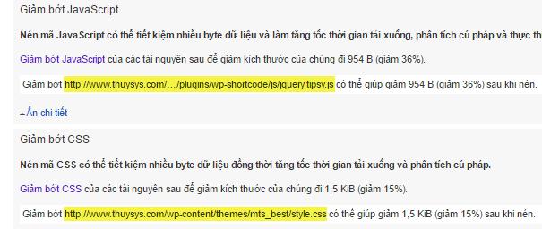 Hướng dẫn nén JavaScript và CSS không dùng Plugin